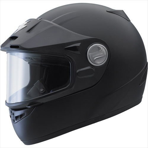 Scorpion EXO-400 Dual Pane Matte Black Full-face Snow Motorcycle Helmet Medium at Sears.com