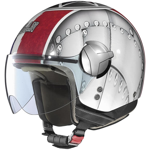 Nolan USA Nolan N20 Top Gun Open-face Motorcycle Helmet Size Medium at Sears.com