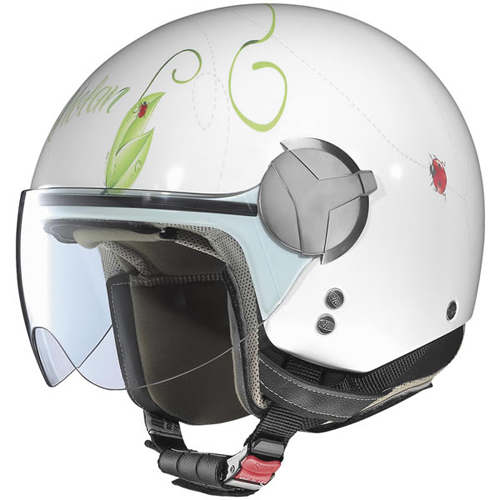 Nolan USA Nolan N20 Lady Bug Open-face Motorcycle Helmet Size Medium at Sears.com