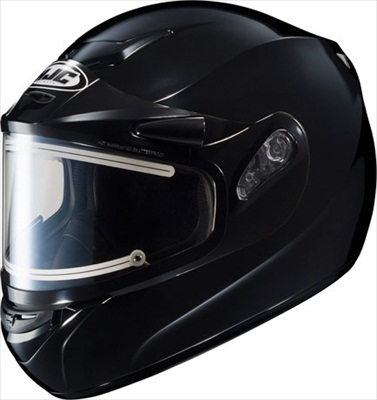 HJC CS-R2 Snow Helmet Black Electric Shield Medium at Sears.com