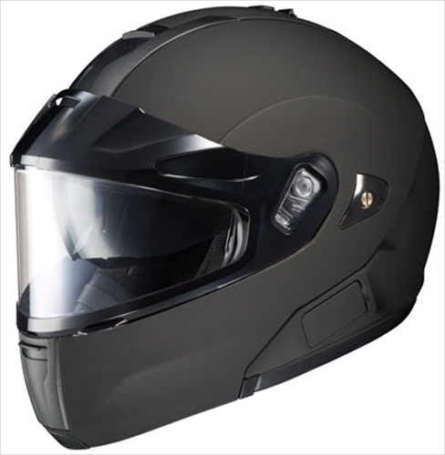 HJC IS-MAX BT Matte Black Modular Snow Helmet Cafe Size Medium at Sears.com