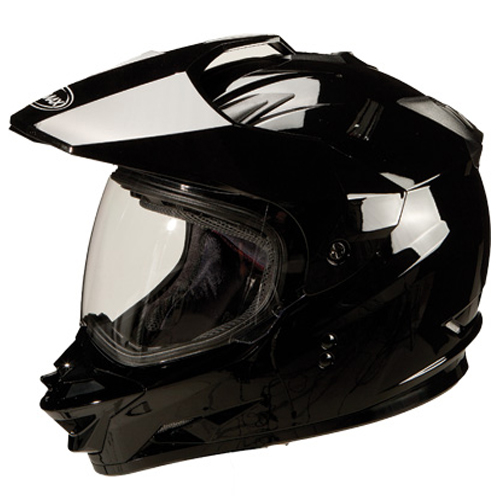GMAX GM11S Sport Motorcycle Helmet Black Size X-Large at Sears.com