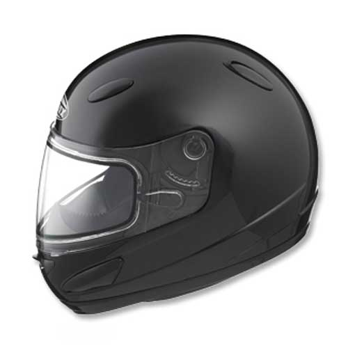 GMAX GM39YS Full Face Motorcycle Helmet Black Size Youth-Medium at Sears.com