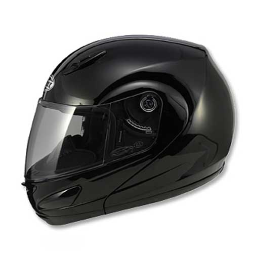 GMAX GM44 Full Face Motorcycle Helmet Black Size Medium at Sears.com
