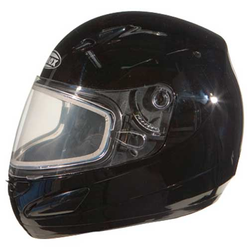 GMAX GM48S Snowmobile Helmet Black Size Large at Sears.com