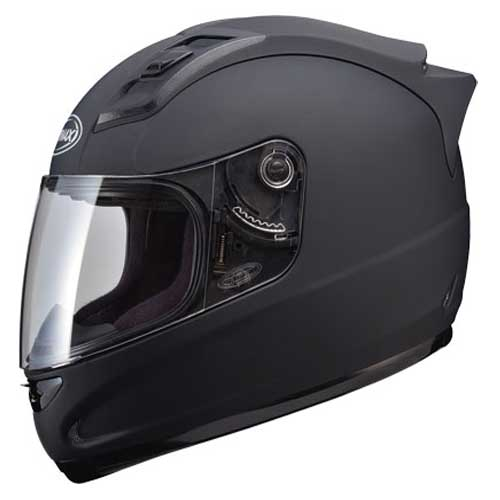 GMAX GM69 Full Face Motorcycle Helmet Flat Black Size Medium at Sears.com