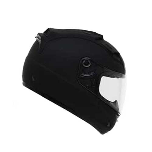GMAX GM68 Full Face Motorcycle Helmet Matte Black Size Medium at Sears.com