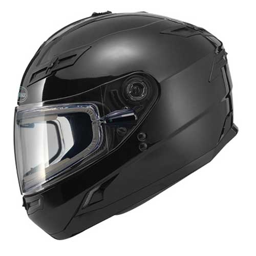 GMAX GM78S Full Face Motorcycle Helmet W Electric Shield Black Size X-Large at Sears.com