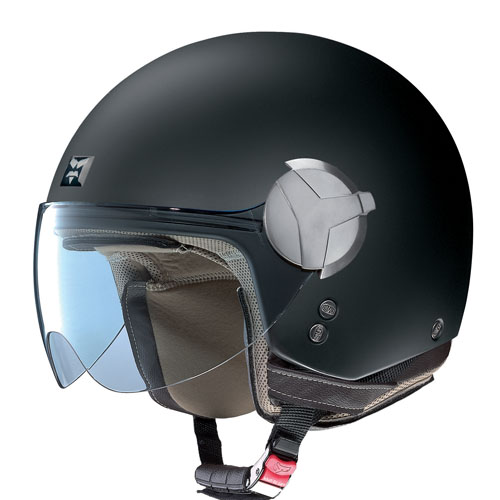 Nolan USA Nolan N20 Outlaw Flat Black Open-face Motorcycle Helmet Size 2Xlarge at Sears.com