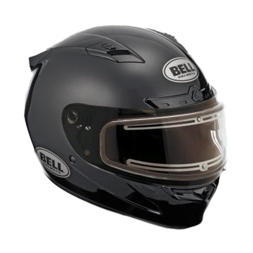 Bell Helmets Bell Vortex Snow Helmet Electric Shield Black Size Medium at Sears.com