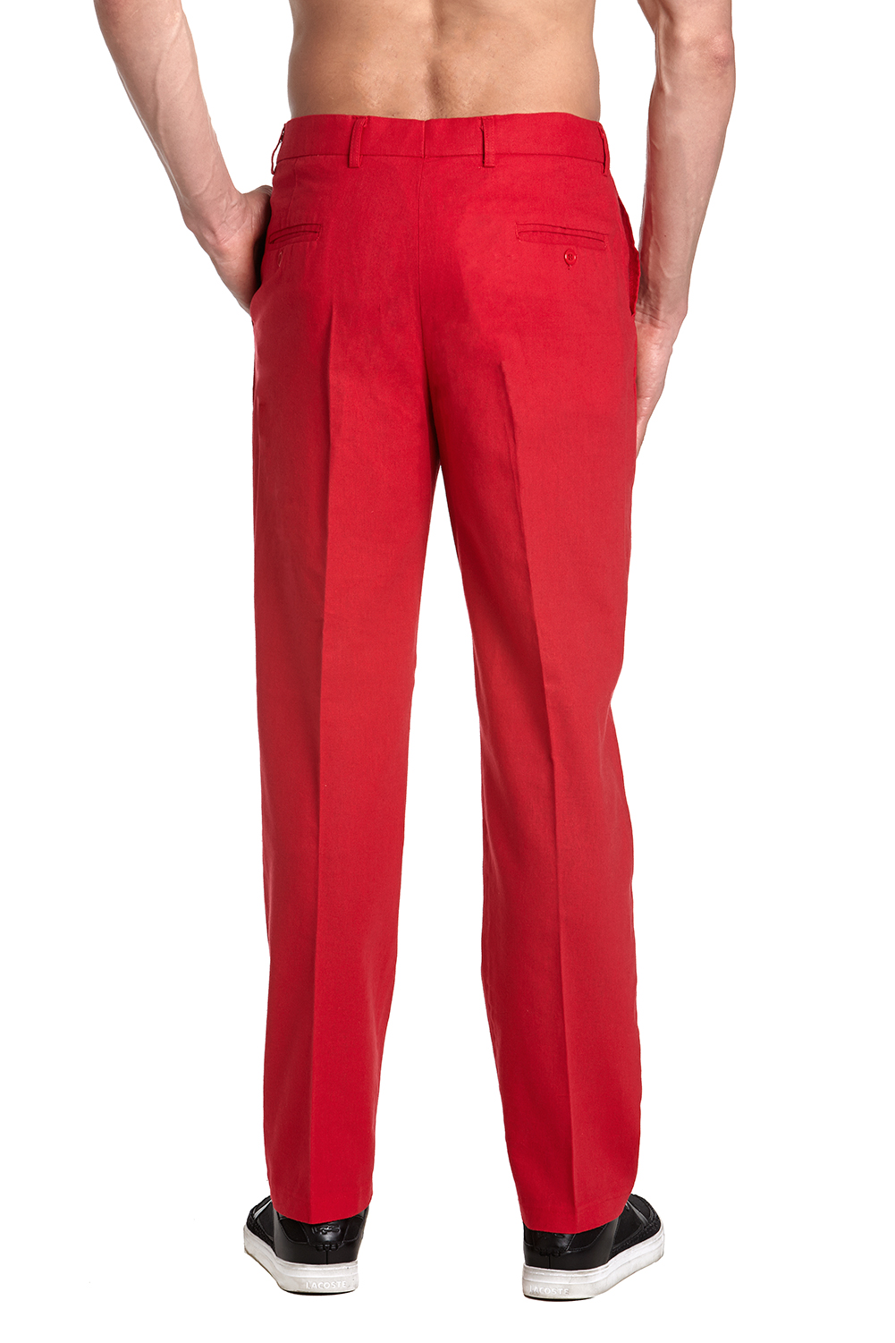 Shop men's red pants at Dockers® US for the best selection online. Dockers® - well-crafted comfort to help conquer the day.