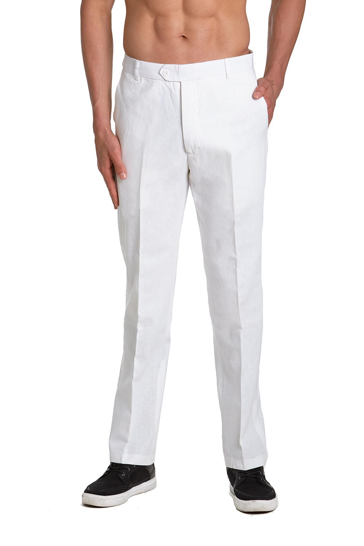 Free shipping and returns on Men's Linen Pants at bigframenetwork.ga