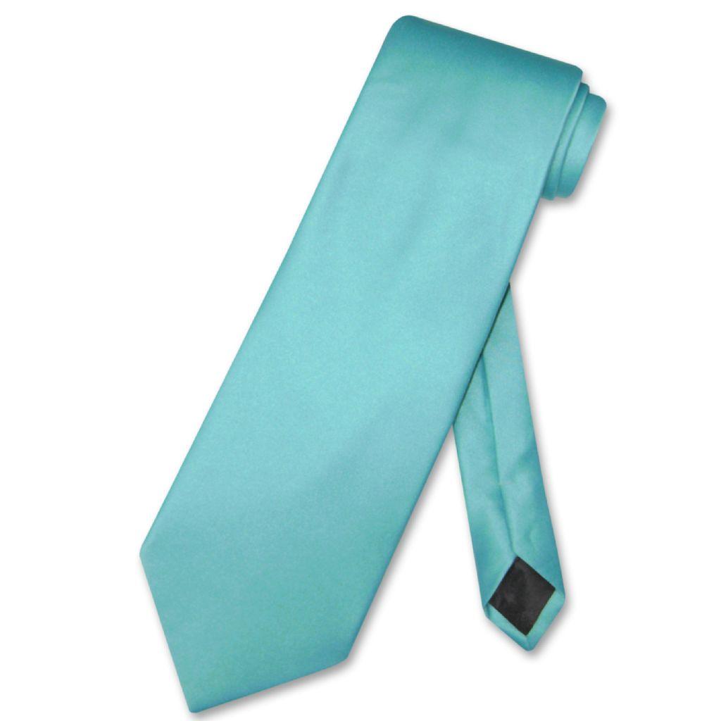 necktie solid turquoise aqua blue color s neck tie ebay