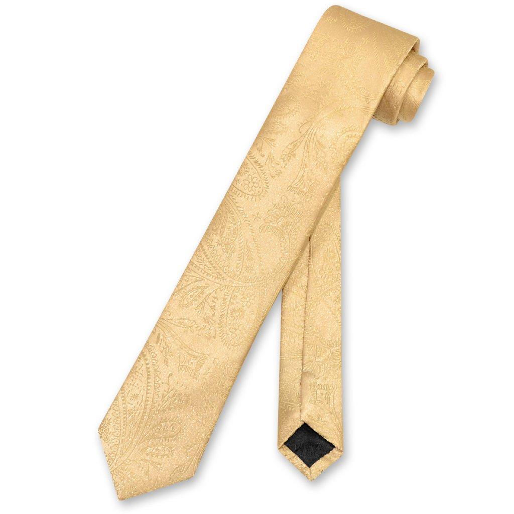 how to make a tie a skinny tie