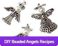 Beaded Angels
