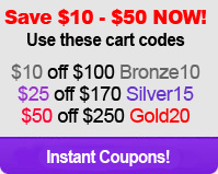 Instant Coupons