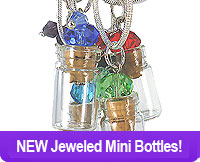 Mini Bottle Necklaces