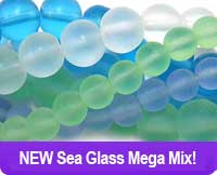Sea Glass Mega Mix