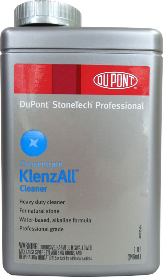 DuPont StoneTech Professional Concentrate KlenzAll Cleaner - 32 oz