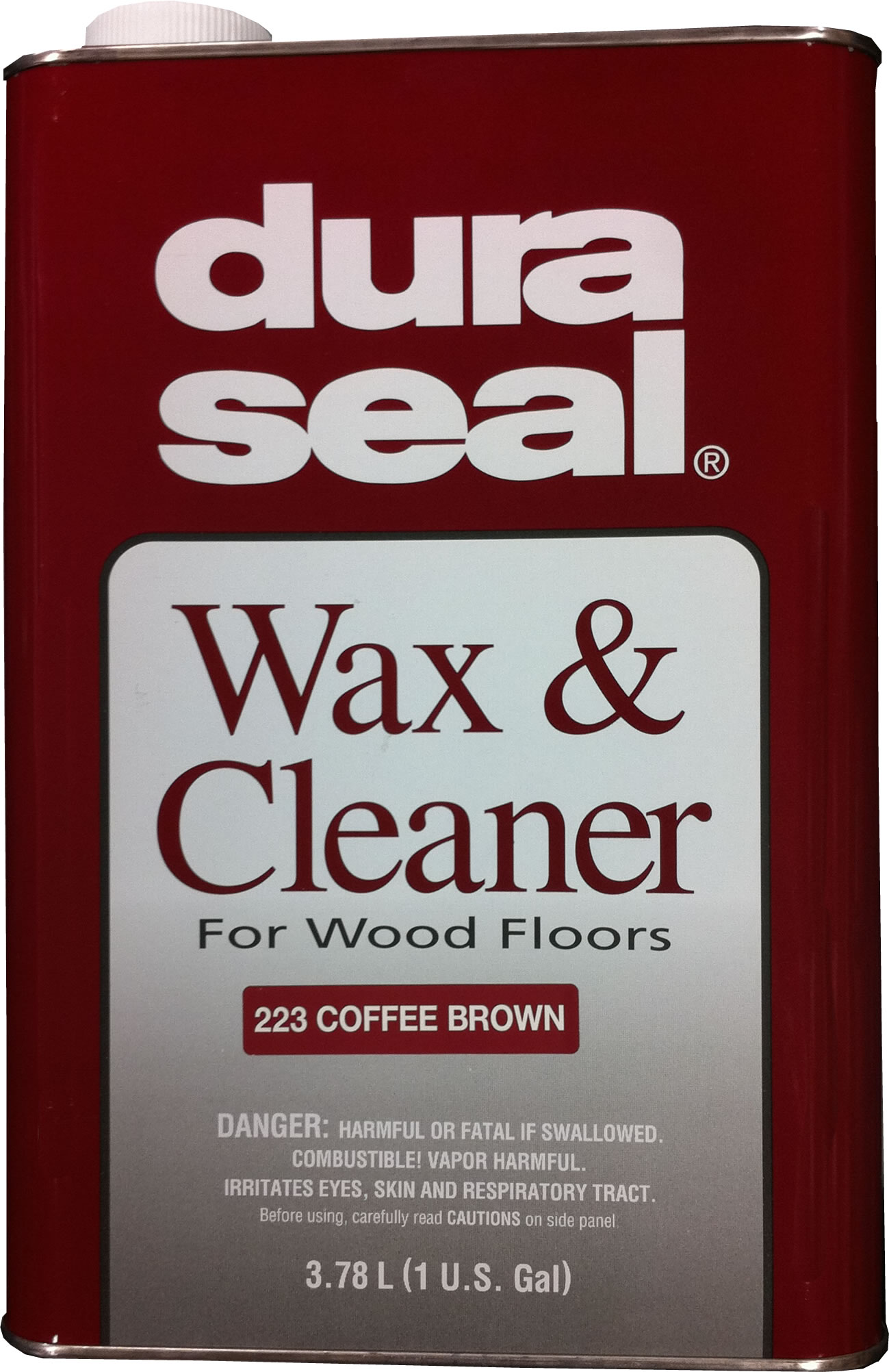 DURA SEAL 1gl Coffee Brown Wax and Cleaner at Sears.com
