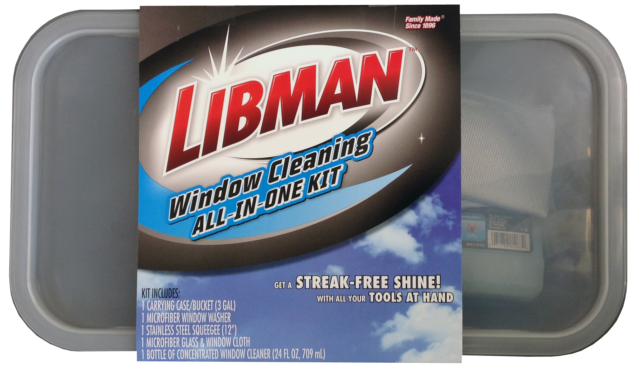 Libman All-in-One Window Cleaning Kit at Sears.com
