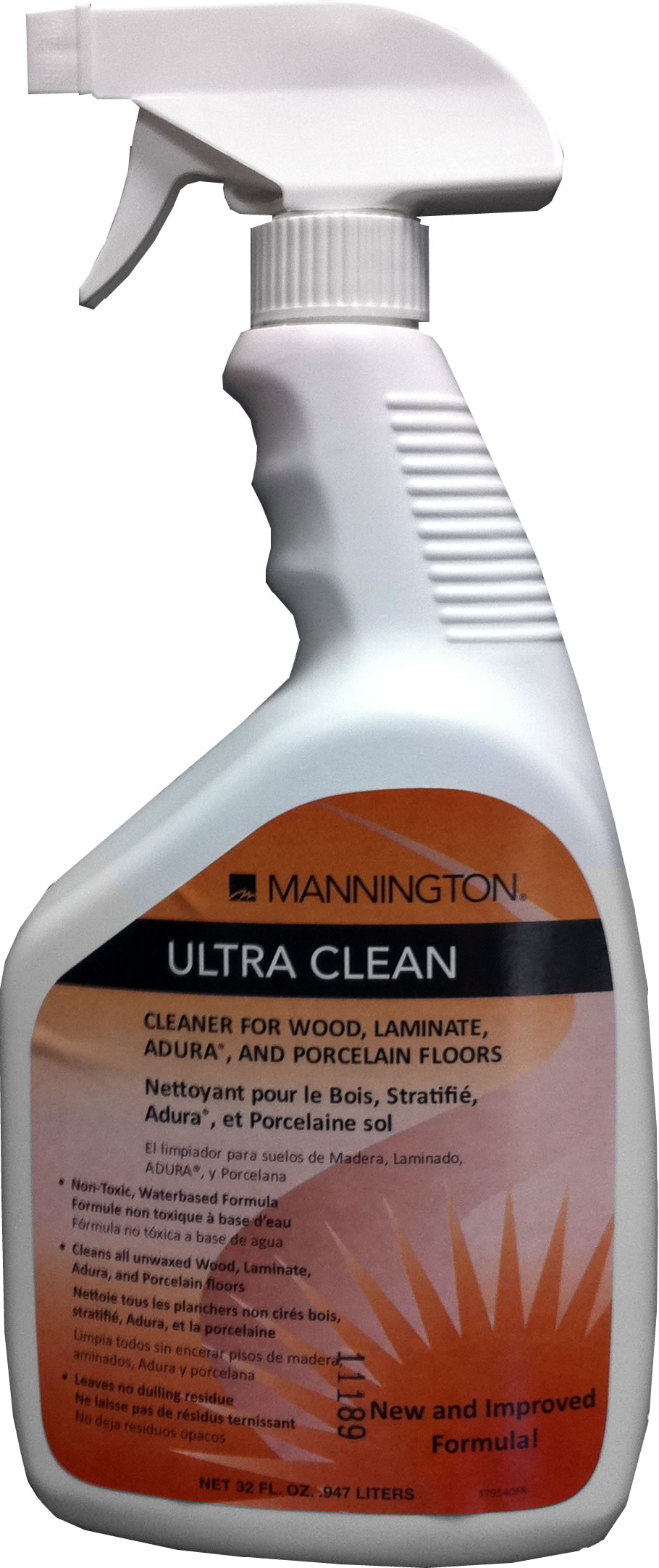 Mannington Ultra Clean Floor Cleaner Spray - 32oz at Sears.com