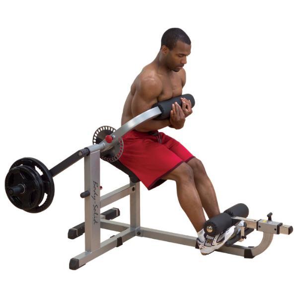 weight lifting exercise machine
