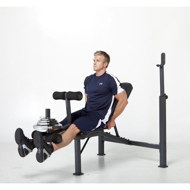New Impex Cb 729 Olympic Weight Lifting Bench Press Ebay