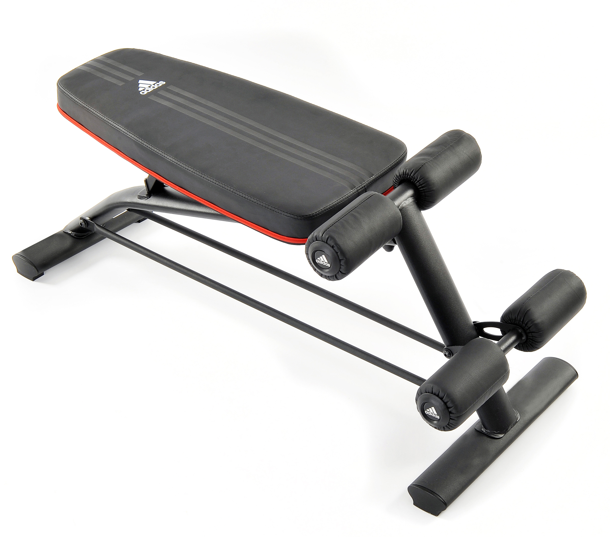 Adidas Fitness Adi 415 Adjustable Weight Lifting Abdominal Crunch Board Bench Ebay