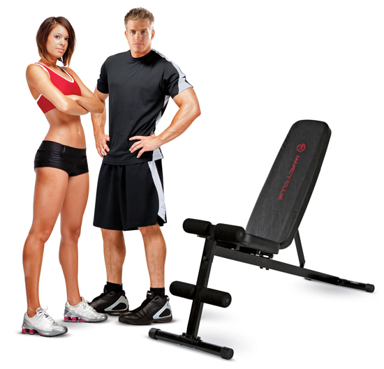 Impex Marcy Fitness Mkb 211 Incline Decline Compact Utility Weight Lifting Bench Ebay