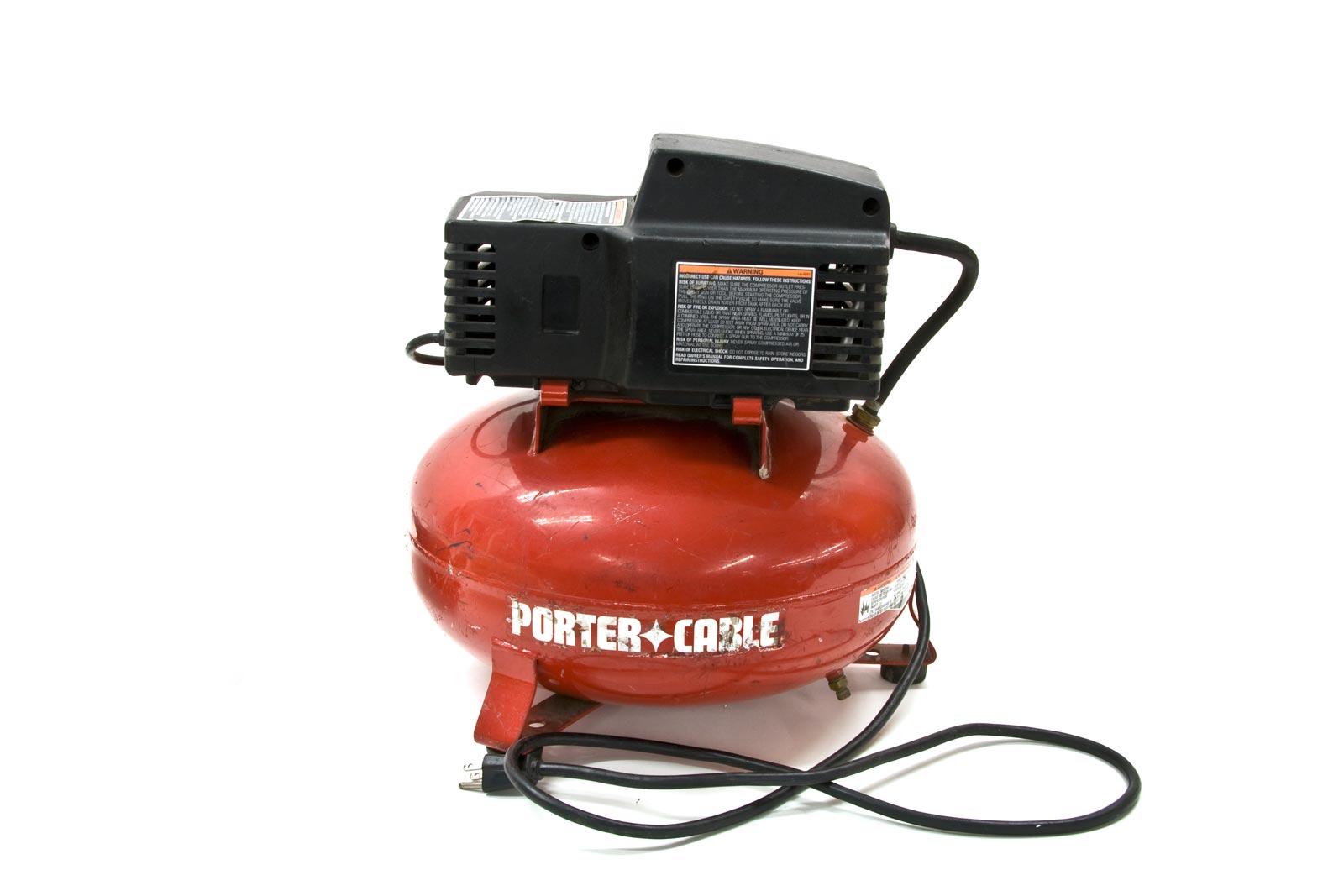 Porter Cable Compressor Deals On 1001 Blocks