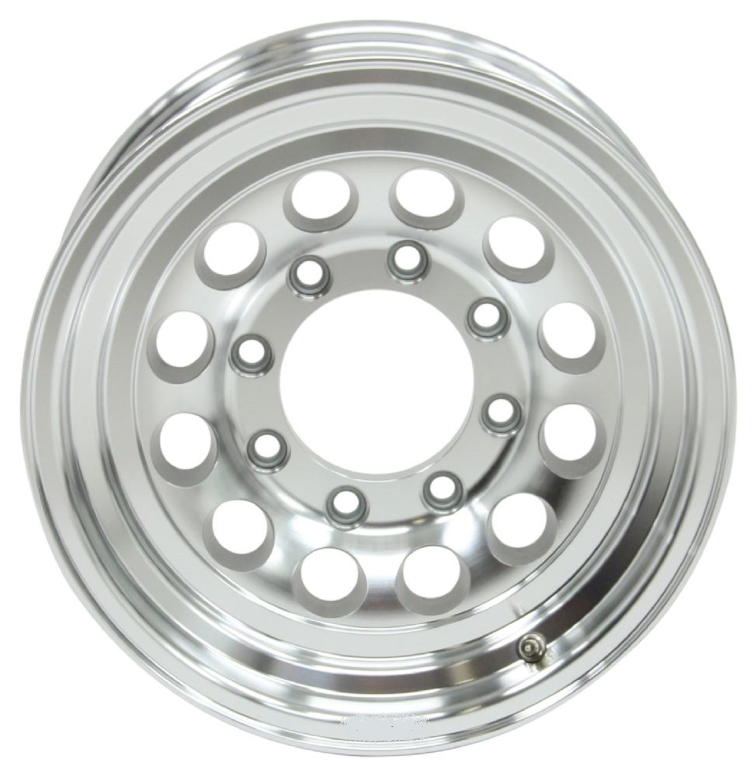 6 Hole 16 Inch Rims Fit : Aluminum trailer wheel rim modular lug on