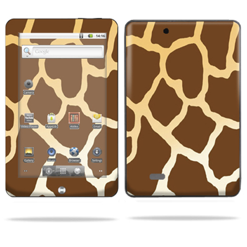 MightySkins Protective Vinyl Skin Decal Cover for Coby Kyros MID7015 Tablet sticker skins Giraffe at Sears.com