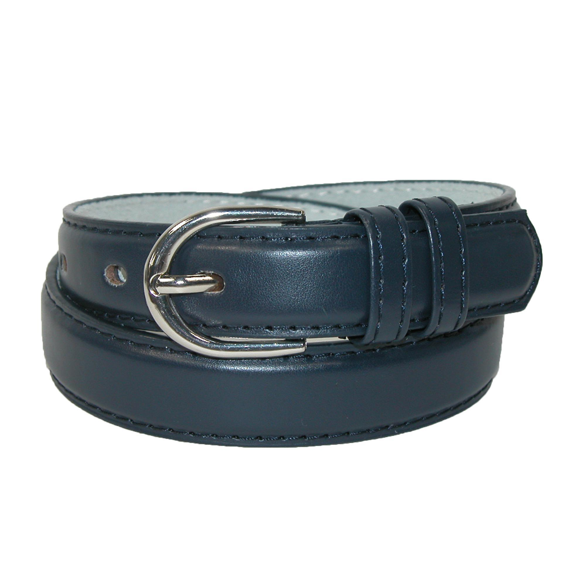 new ctm toddlers basic 1 inch leather belt ebay
