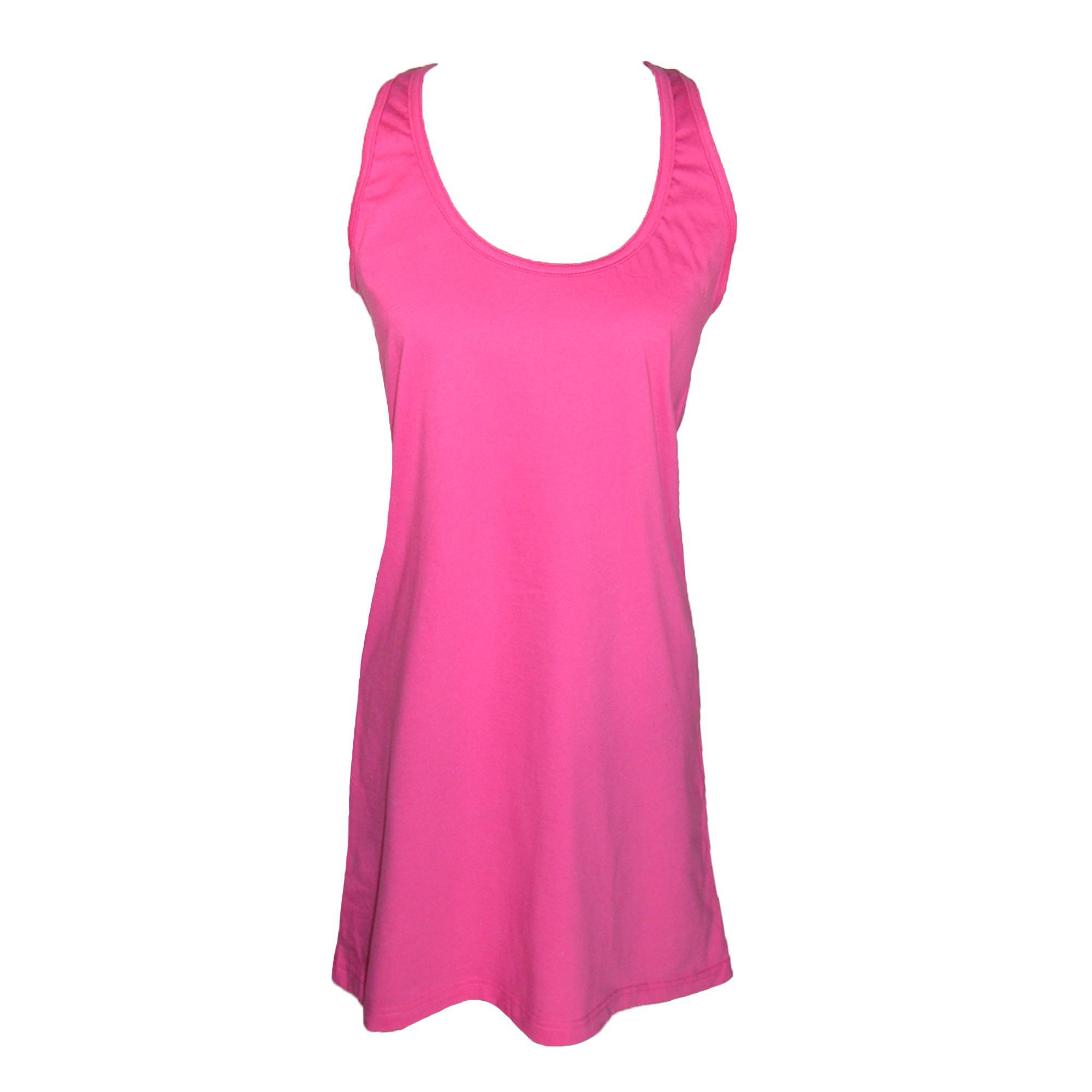 New boxercraft women 39 s cotton pajama sleep tank and cover for Women s flannel sleep shirt