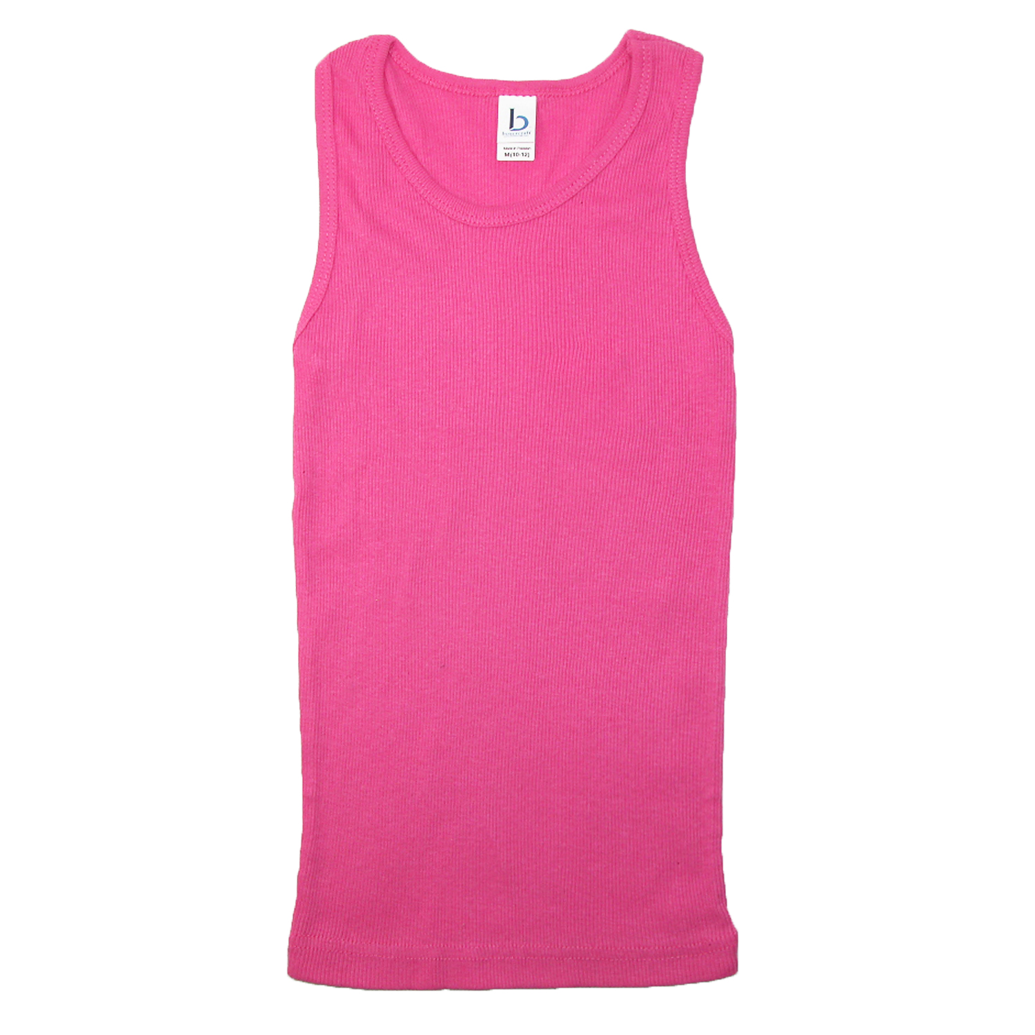 Boxercraft Girls' Cotton Tank