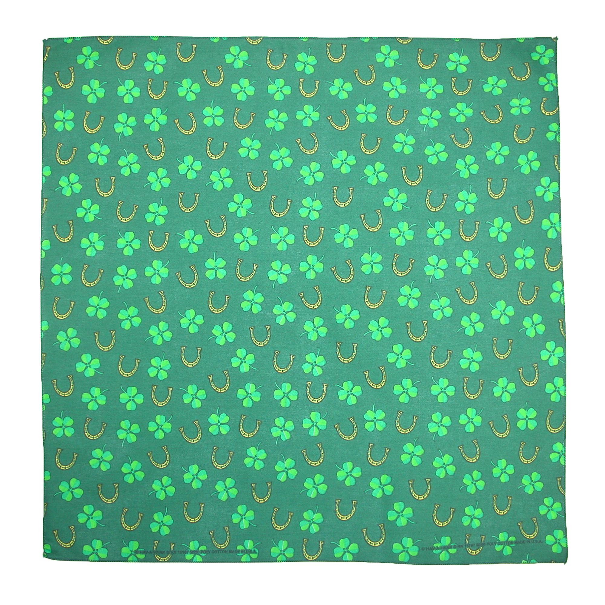 CTM Luck of the Irish St. Patricks Day Holiday Bandana