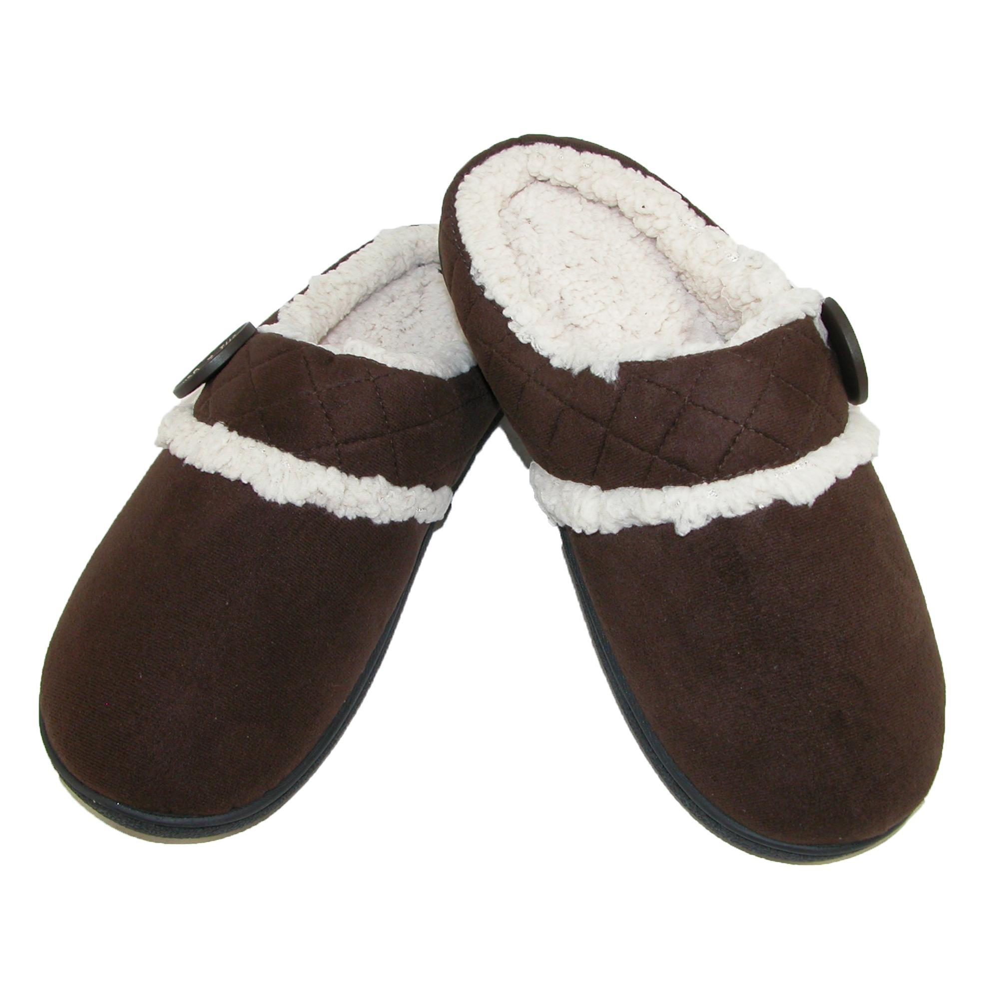Dearfoam Slippers Womens 28 Images Womens Microfiber