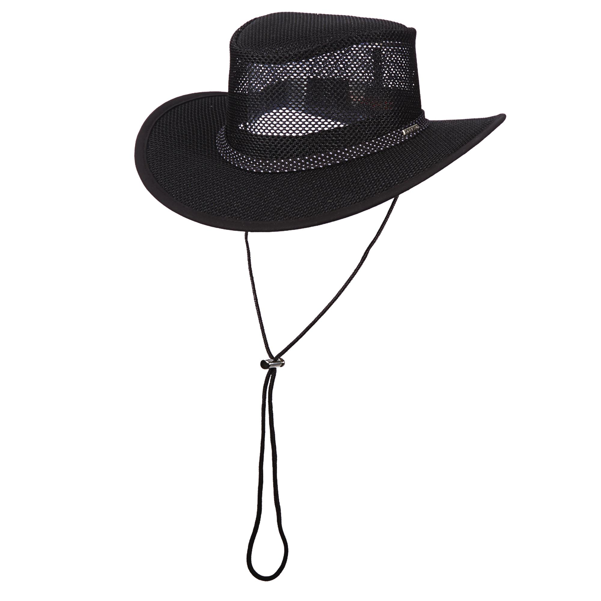 2a4b5ec15f7 Stetson Mesh Covered Safari Hat