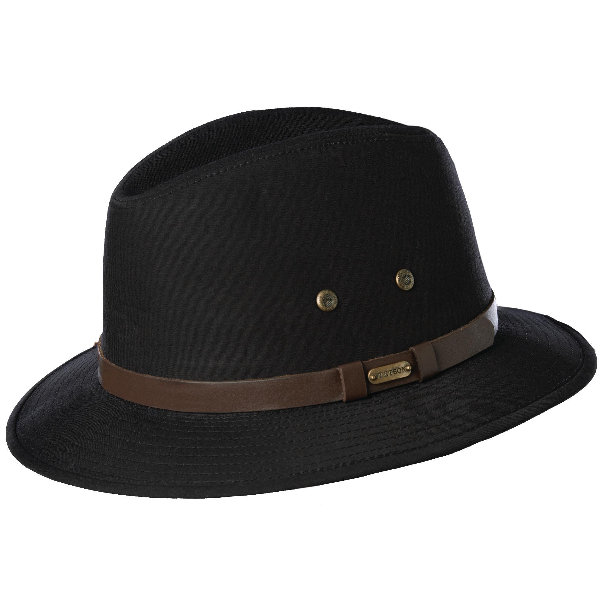 a378ebf77221b Stetson Men s Water Repellent Gable Safari Hat