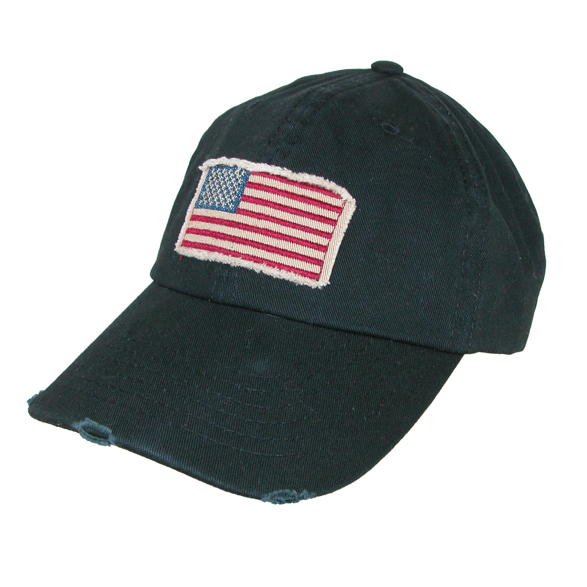 cotton and stripes american flag baseball hat ebay