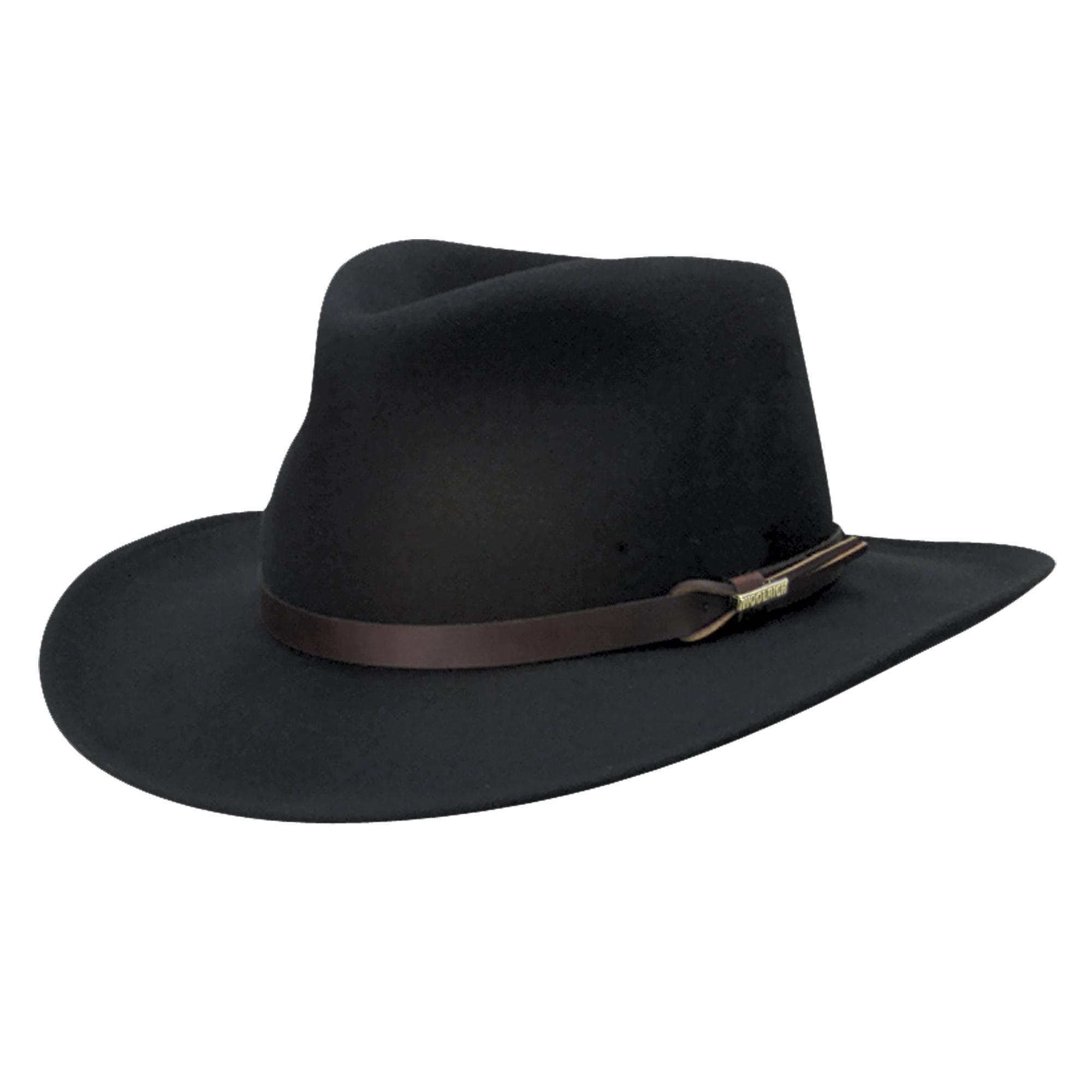 36cdb5c50d11b Woolrich Crushable Wool Felt Outback Hat