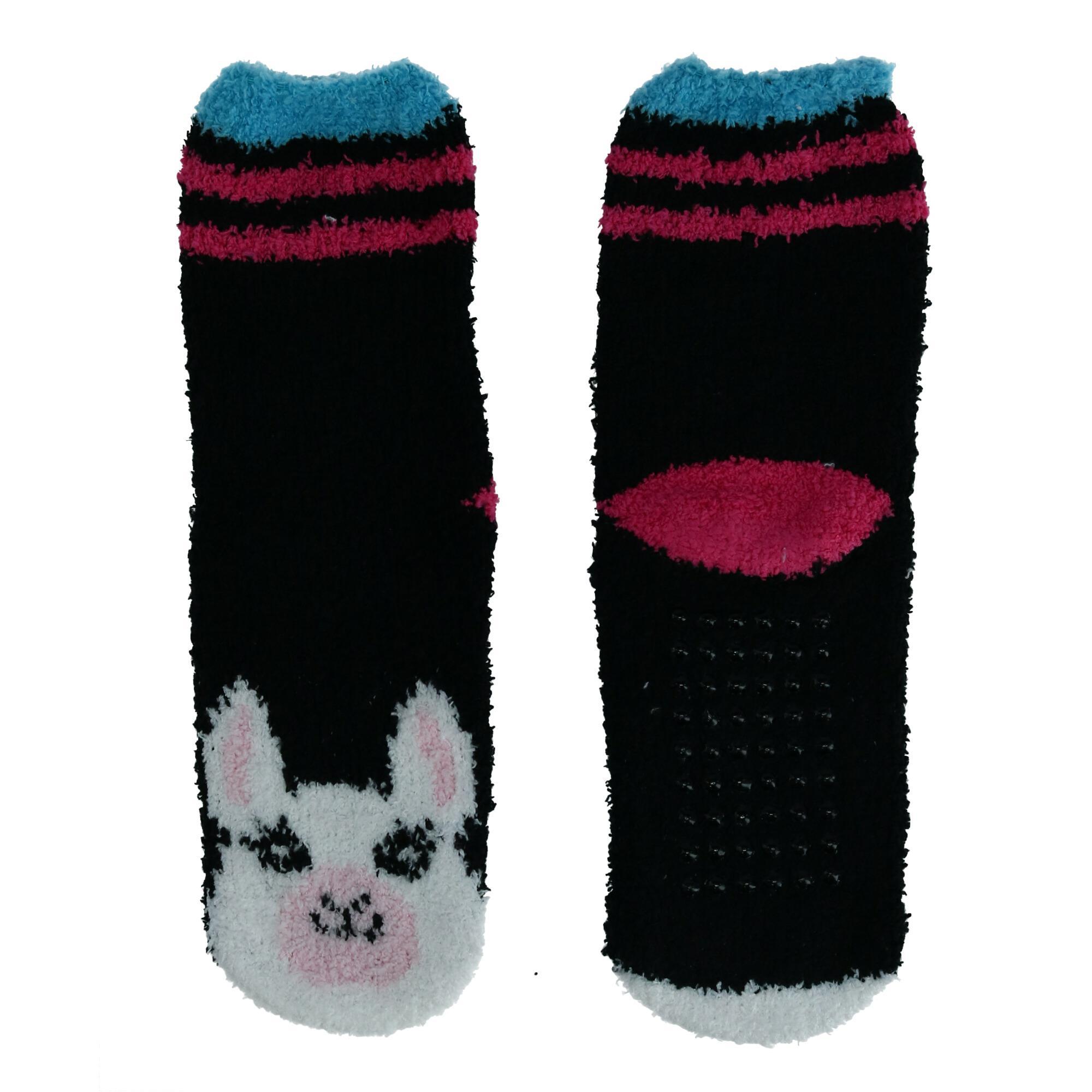 Neu Rene Rofe Mädchen Neuheit Microfleece Jogger Pyjama Set mit Gratis Socken