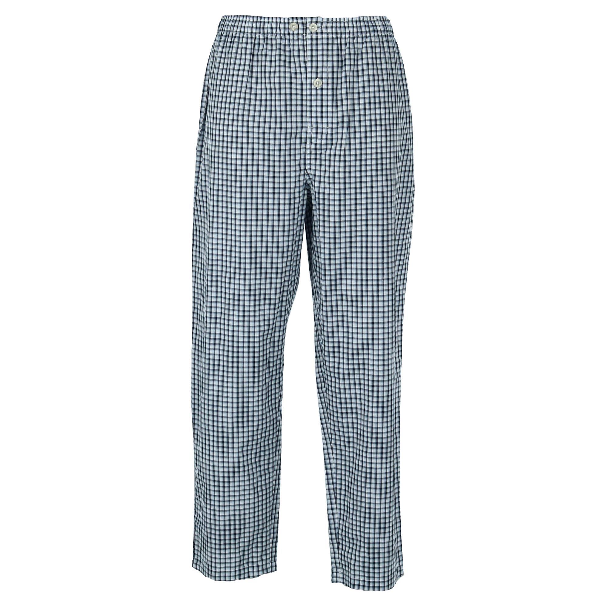 New Fruit of the Loom Men/'s Short Sleeve Long Leg Pajamas