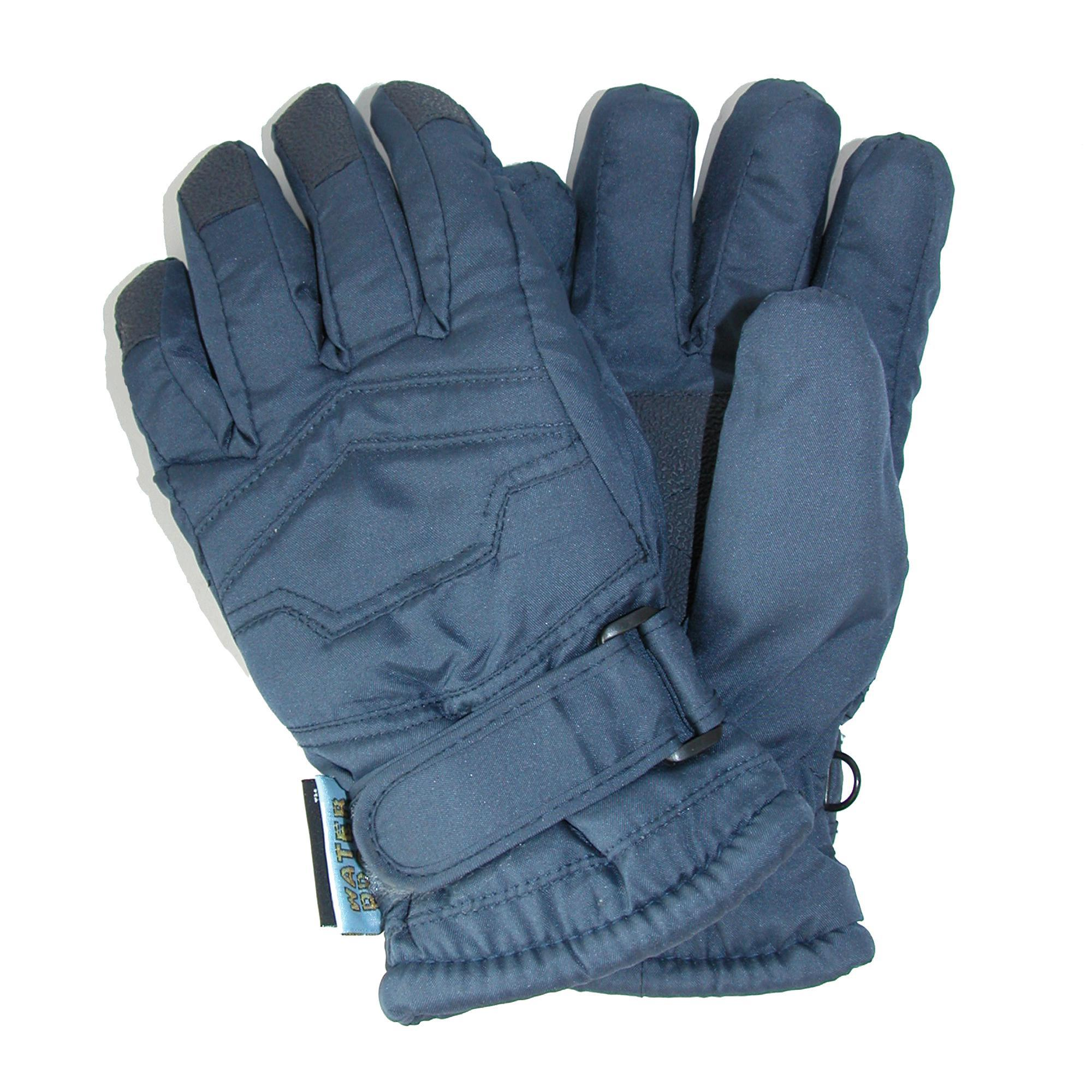 New CTM Kids' Thinsulate Lined Waterproof Winter Gloves | eBay
