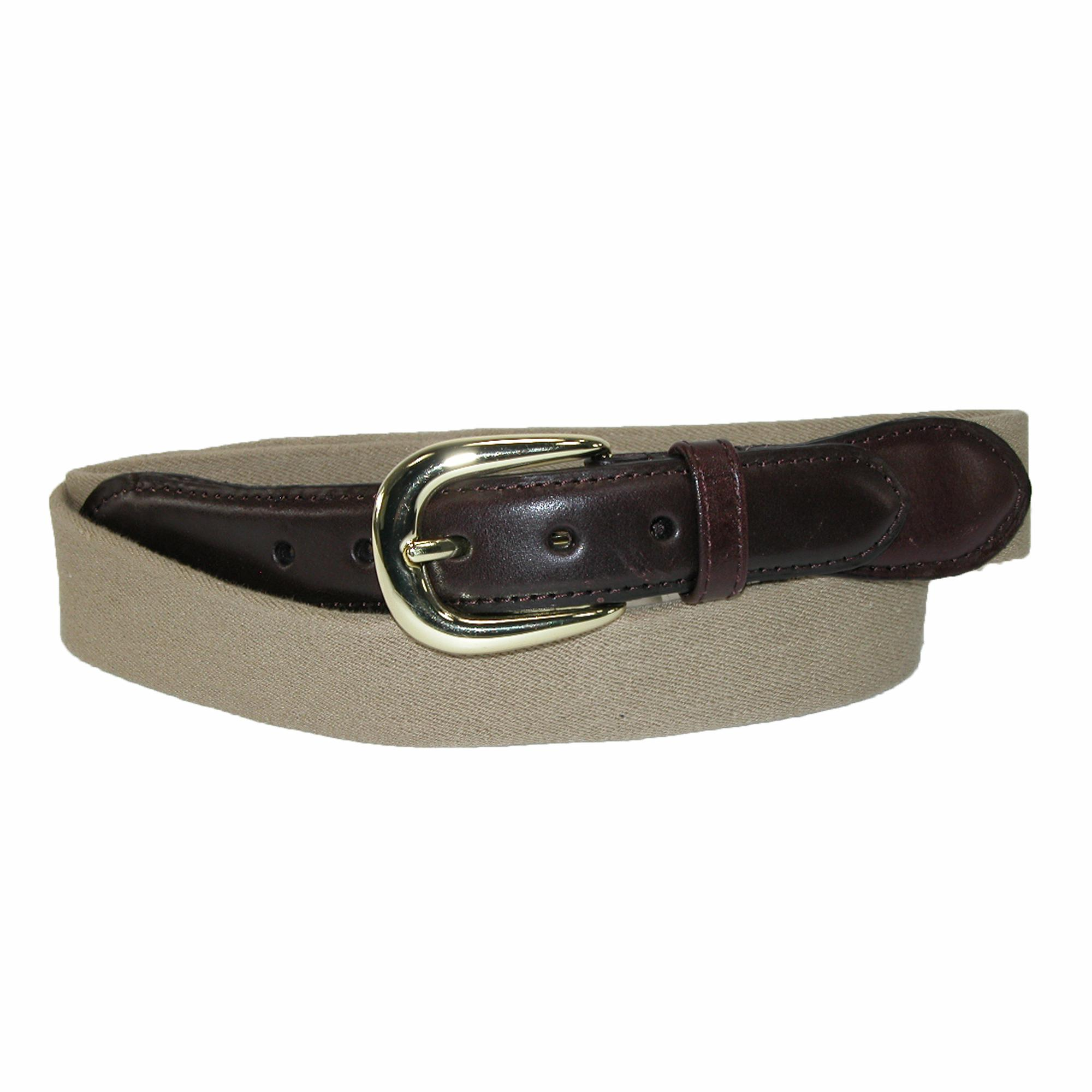 Rogers-whitley Mens Cotton Elastic Stretch Belt