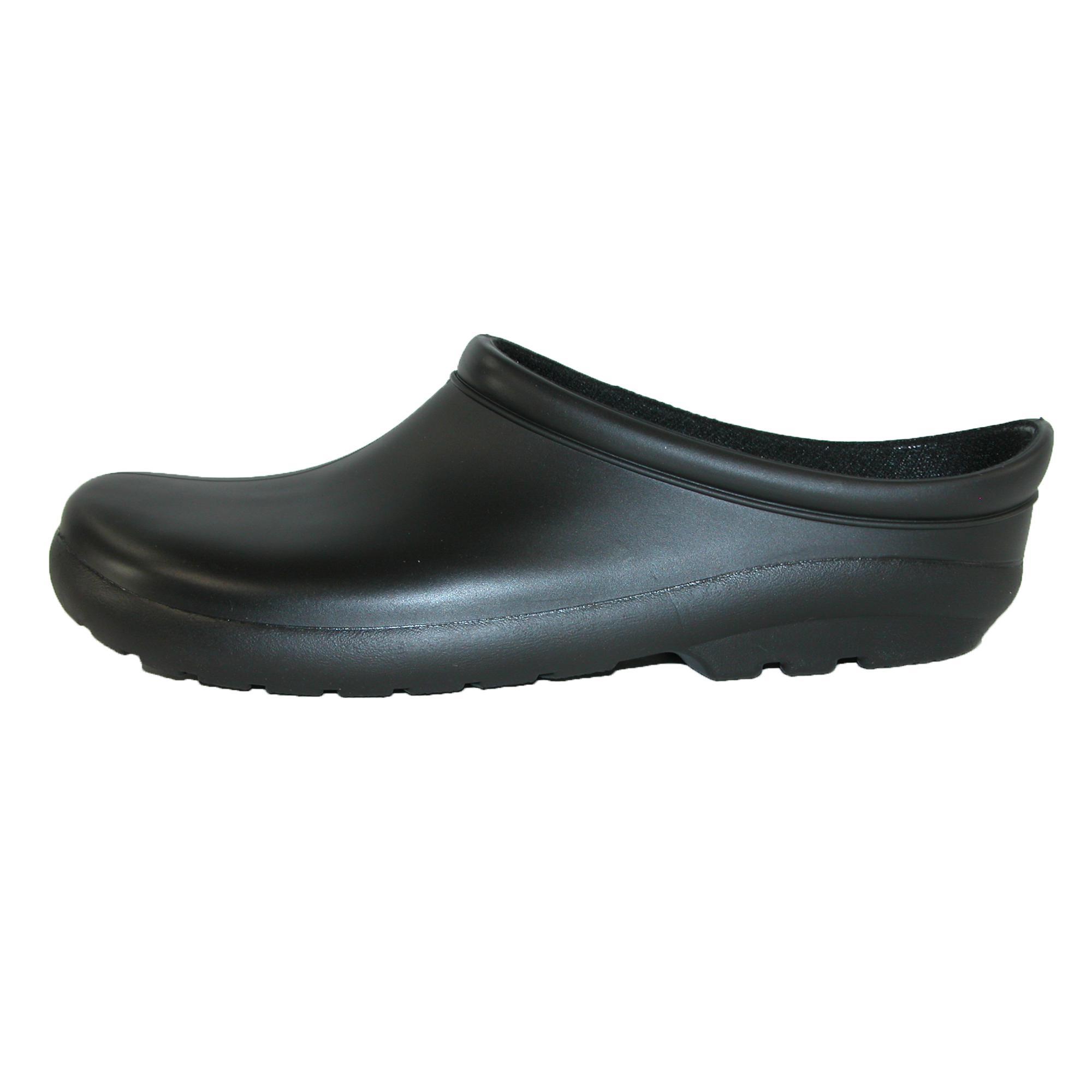 New Sloggers Men/'s Short Clog Slip On Rain Shoes
