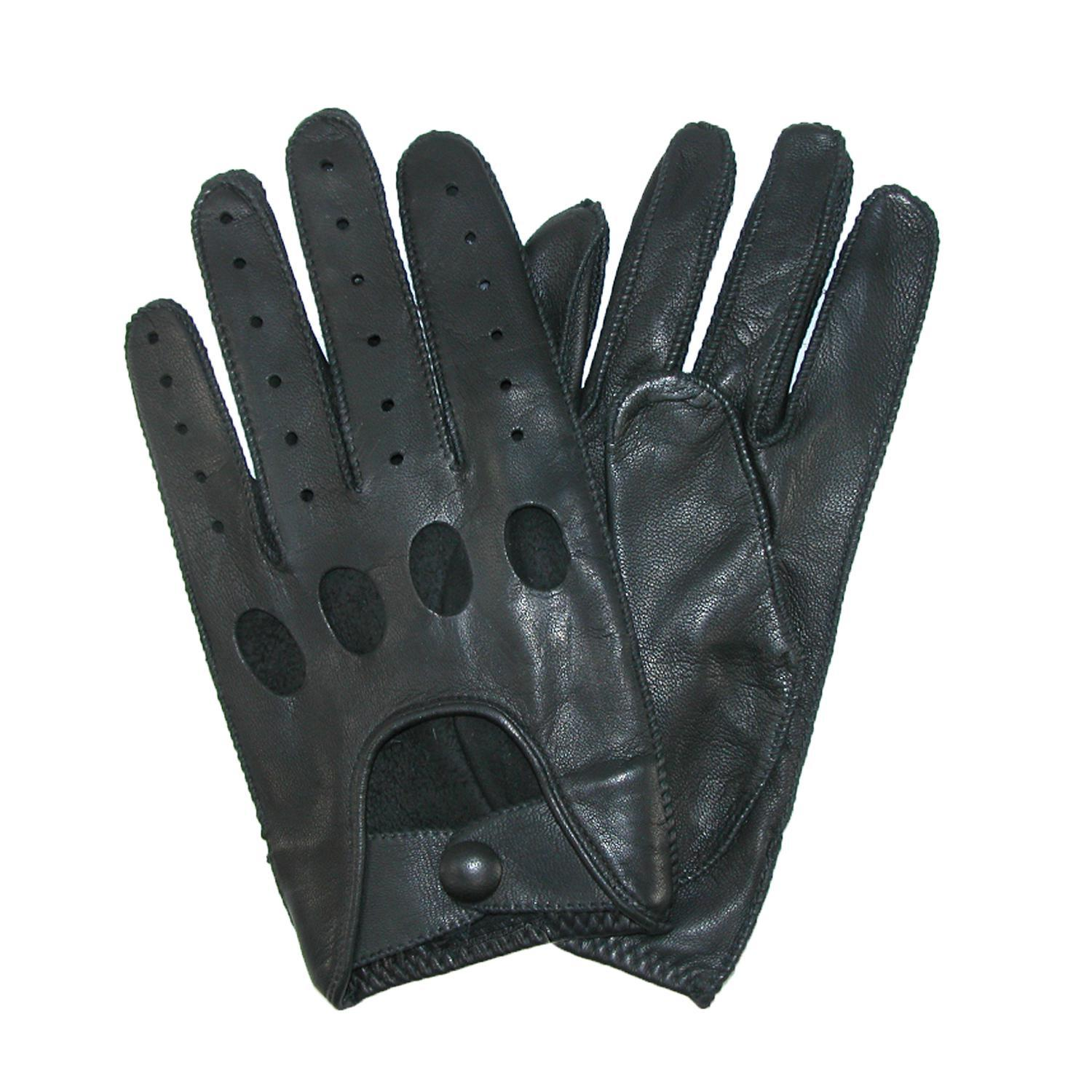 Mens gloves isotoner - New Isotoner Men 039 S Classic Leather Unlined