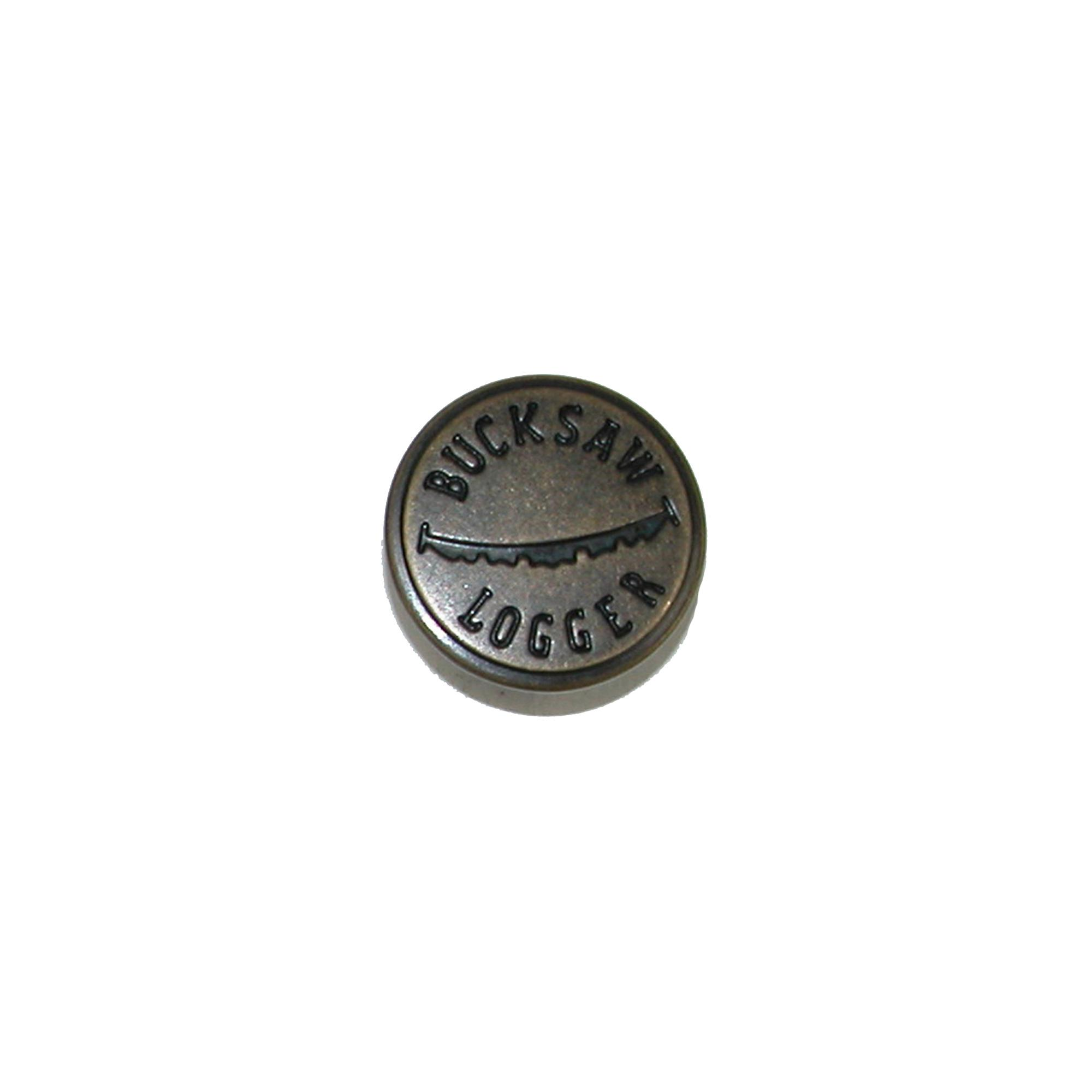 Welch Men's Metal Bachelor Buttons for Suspenders