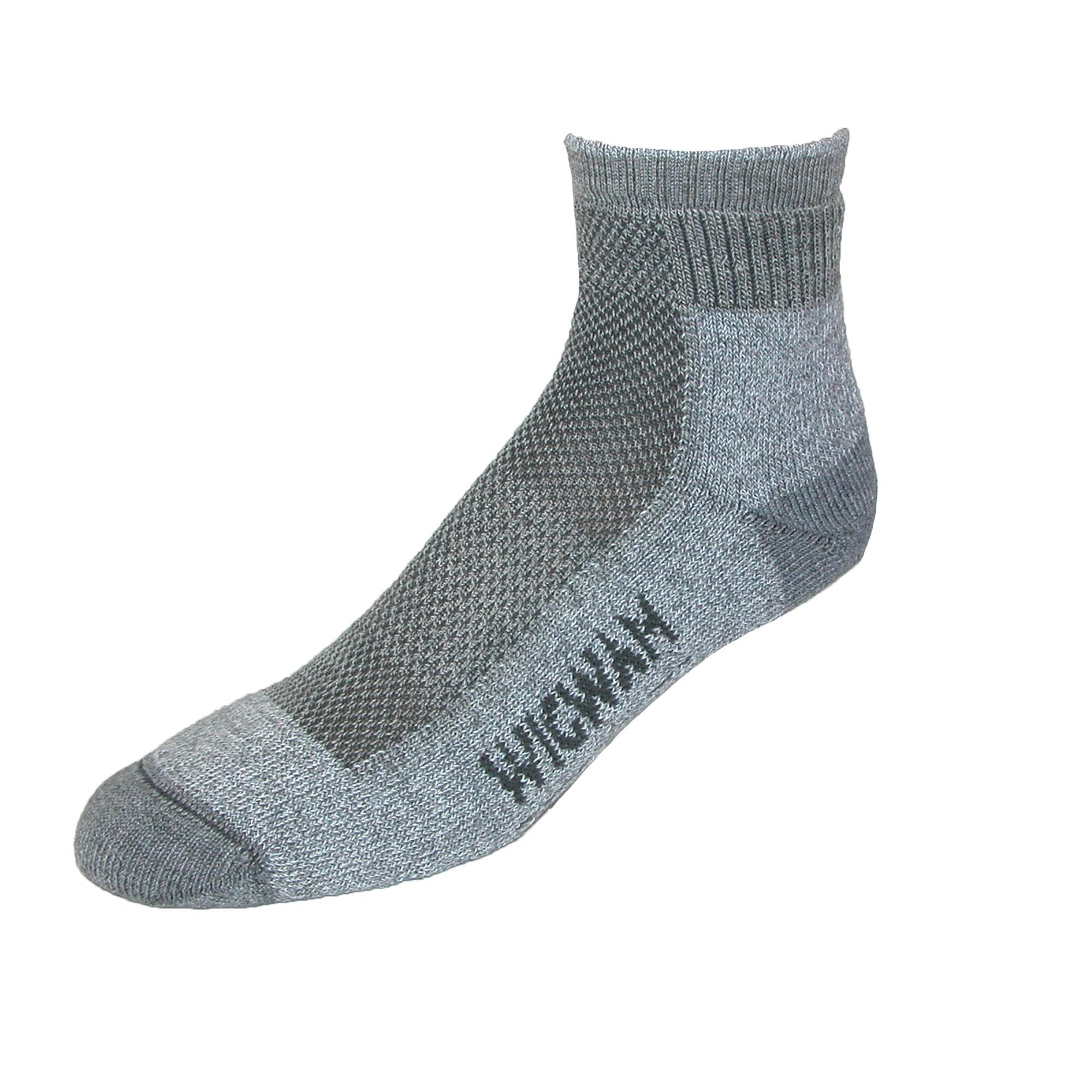 WIGWAM Big and Tall Hiker Pro Quarter Sock